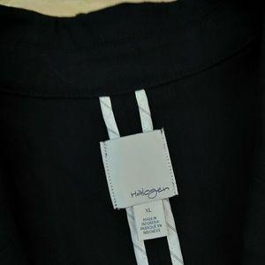 Halogen Jackets & Coats - Halogen black blazer size xlarge